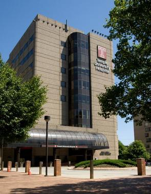 Temple University Hospital Ranked #1 in the Nation for Lung